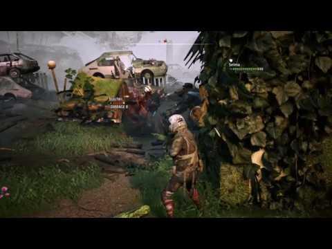 Mutant Year Zero: Road to Eden - Scraplands Gameplay