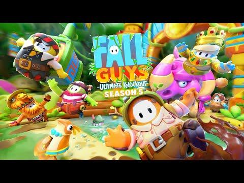 Fall Guys - Season 5 - Cinematic Trailer
