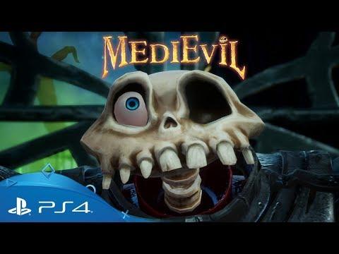 MediEvil - Ankündigungs-Trailer [PS4]