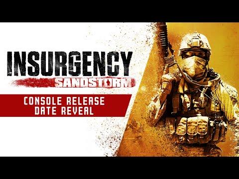 Insurgency: Sandstorm - Console Release Date Reveal Trailer
