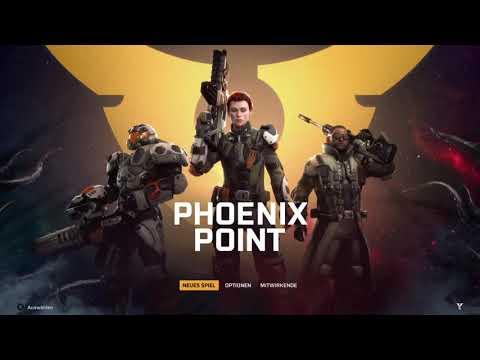 Phoenix Point Behemoth Edition PS5 - Mein erstes Mal und ich mag es XCOM Fan halt