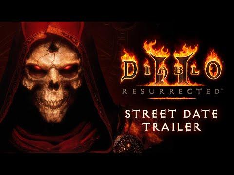 Diablo® II: Resurrected™ Street Date Trailer