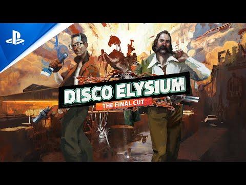 Disco Elysium - The Final Cut - Date Reveal Trailer   PS5, PS4