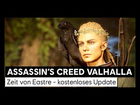 Assassin's Creed Valhalla: Zeit von Eastre - kostenloses Update