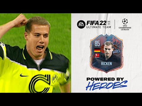 FIFA 22 Ultimate Team | Lars Ricken ist ein FUT Hero