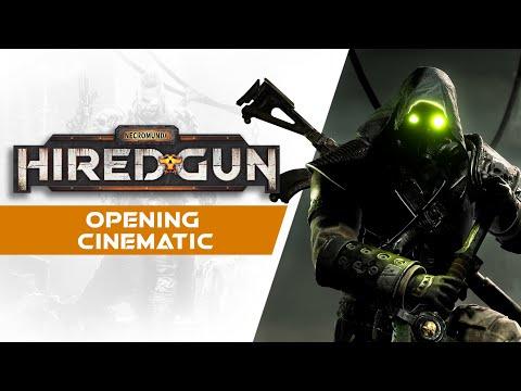 Necromunda: Hired Gun - Opening Cinematic Trailer