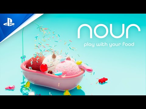 Nour: Play With Your Food – PS5 Reveal 🍜 | PS5