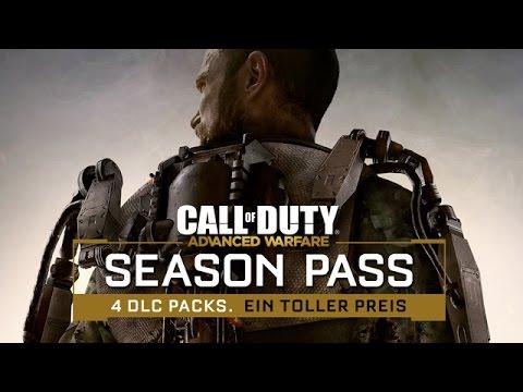 Offizieller Call of Duty®: Advanced Warfare - Season Pass Trailer [DE]