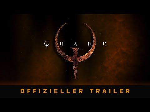Quake – Offizieller Trailer (2021)