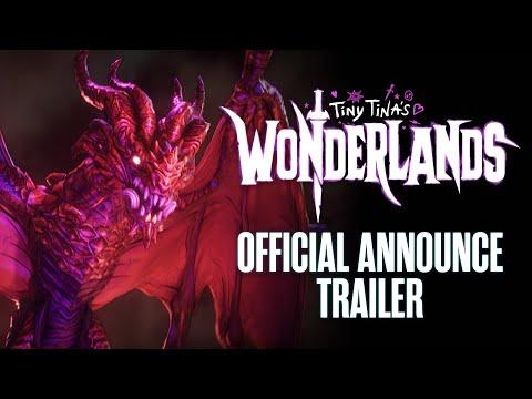 Tiny Tina's Wonderlands – Official Announce Trailer