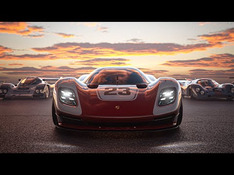 Gran Turismo 7 Release Date Trailer