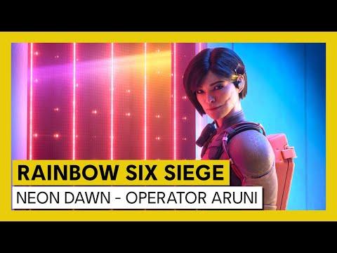 Tom Clancy's Rainbow Six Siege – Operation Neon Dawn - Operator Aruni | Ubisoft [DE]
