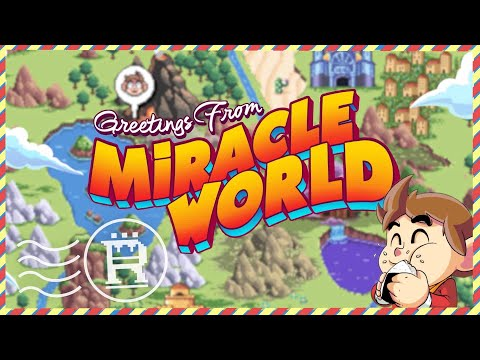 Alex Kidd in Miracle World DX - Greetings From Miracle World Trailer