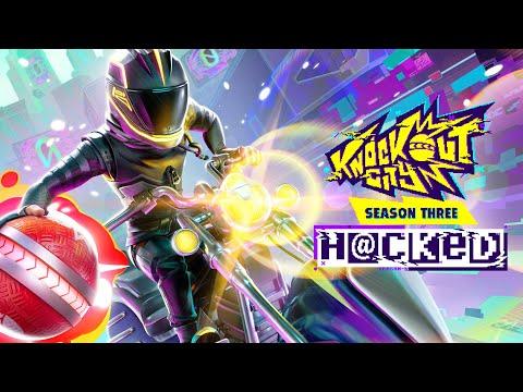 Knockout City Saison 3 – Launch-Trailer zu Hacked