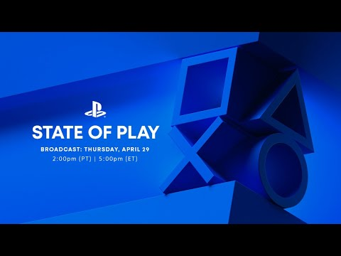 State of Play   April 29, 2021