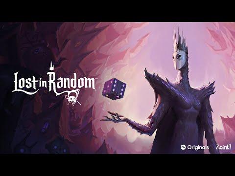 Lost in Random – Offizieller Story-Trailer