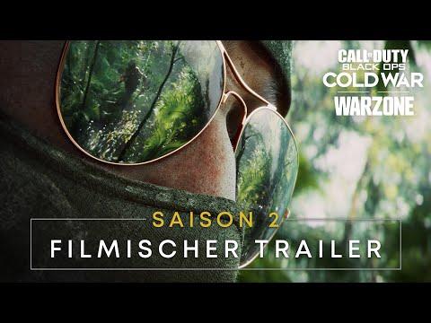 Saison 2-Filmsequenz | Call of Duty®: Black Ops Cold War & Warzone™