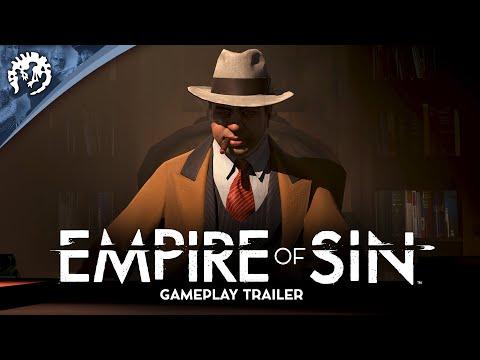 Empire of Sin   Gameplay Trailer
