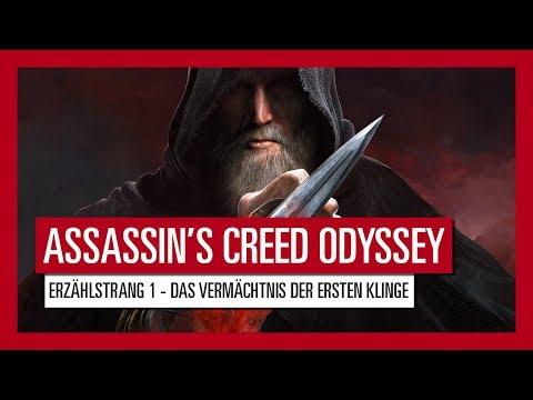 ASSASSIN'S CREED ODYSSEY: ERZÄHLSTRANG 1 - DAS VERMÄCHTNIS DER ERSTEN KLINGE