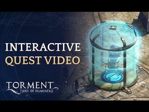 Torment: Tides of Numenera | Interactive Quest Video