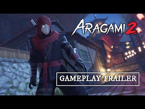 Aragami 2 - Gameplay Trailer
