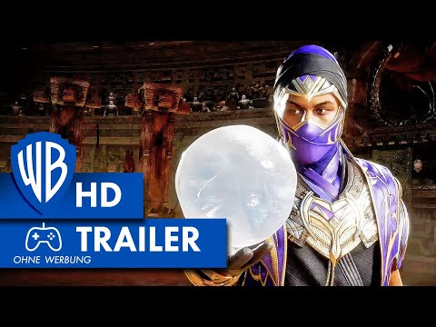 MORTAL KOMBAT 11 – Gameplay Trailer Rain Deutsch HD German (2020)