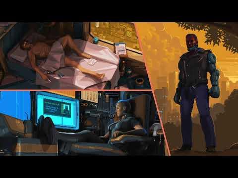 Disjunction - Gameplay Trailer - ESRB