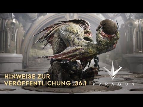 Paragon - Patchnotizen v36.1