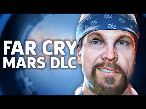 Far Cry 5 Mars DLC - Opening Cutscene and Gameplay