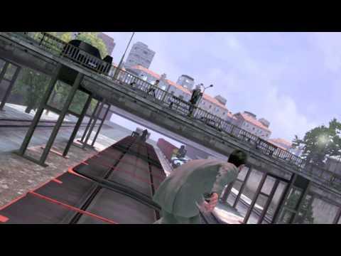 007 Legends: SKYFALL game trailer (German)