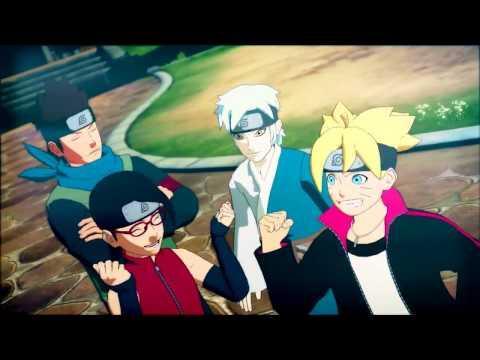 Naruto Ultimate Ninja Storm 4 - Road to Boruto Launch Trailer   PS4, XB1, PC