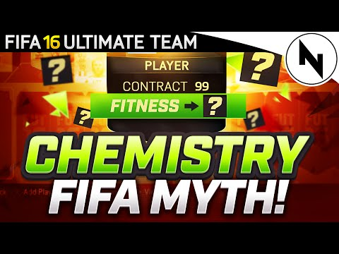 CHEMISTRY FIFA MYTH?! - CHEM GLITCH IN FIFA - Ultimate Team