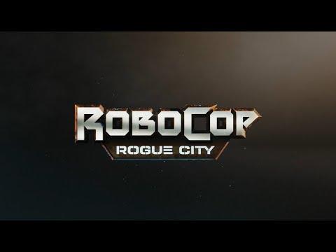 RoboCop: Rogue City   Teaser Trailer
