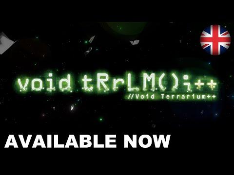 Void Terrarium++ - Launch Trailer (PS5) (EU - English)