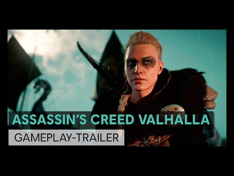 [AUT] Assassin's Creed Valhalla: Gameplay-Trailer