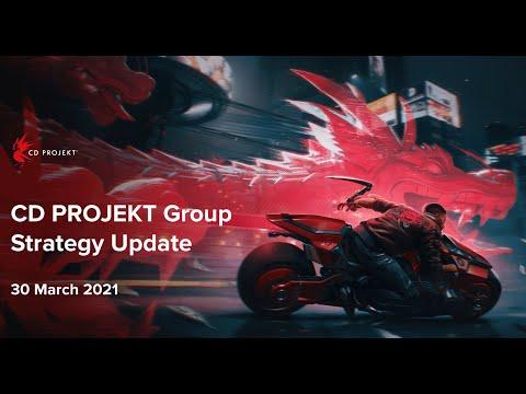 CD PROJEKT Group: Strategy Update   Aktualizacja Strategii [EN/PL]