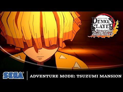 Demon Slayer -Kimetsu no Yaiba- The Hinokami Chronicles   Adventure Mode: Tsuzumi Mansion Arc [USK]