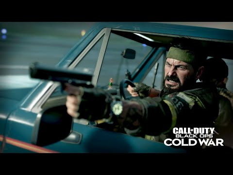'Nowhere Left to Run' Teaser - Call of Duty®: Black Ops Cold War
