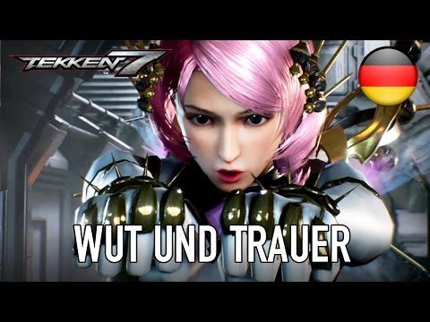 TEKKEN7 - PS4/XB1/PC - Rage and Sorrow (German Trailer)