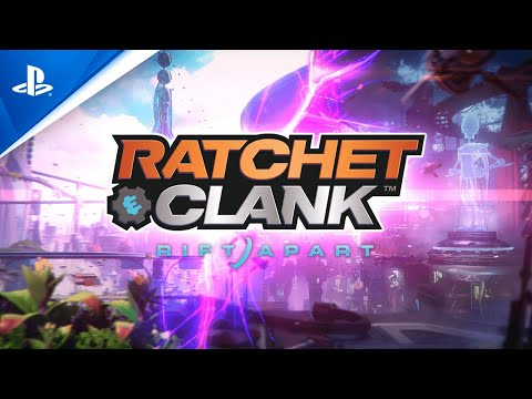 Ratchet & Clank: Rift Apart – Extended Gameplay Demo I PS5