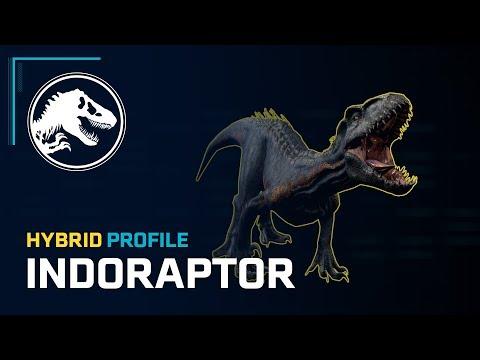 Hybrid Profile - Indoraptor
