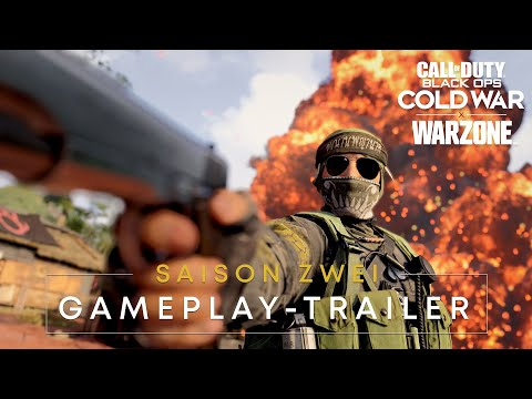 Saison 2-Trailer  Call of Duty®: Black Ops Cold War & Warzone™
