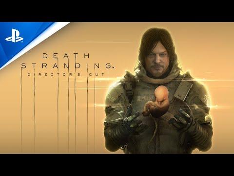 Death Stranding Director's Cut – Vorbestellungstrailer   PS5, deutsch