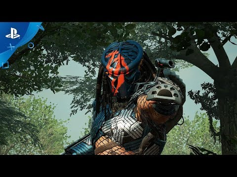 Predator: Hunting Grounds - Launch Trailer | PS4
