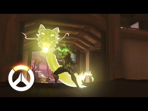 Overwatch: Genji-Fähigkeitenübersicht (DE)