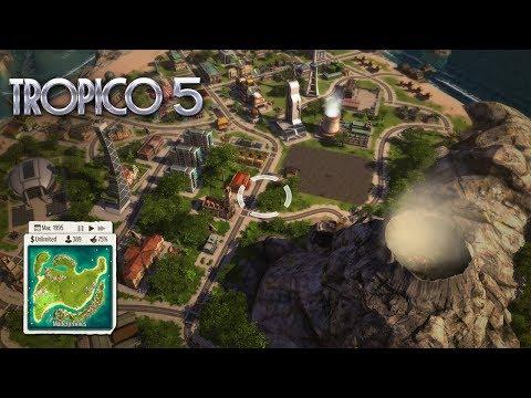 Tropico 5 - PlayStation®4 Short Trailer