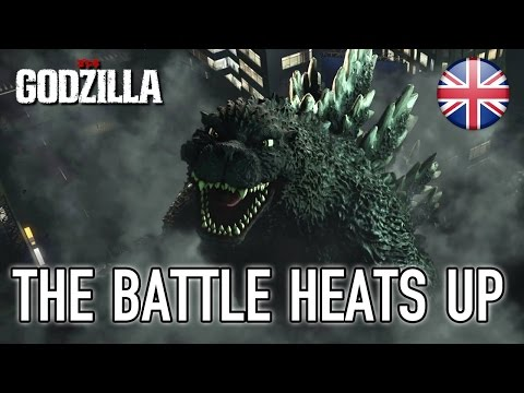 Godzilla - PS3/PS4 - The Battle heats up (English Trailer)