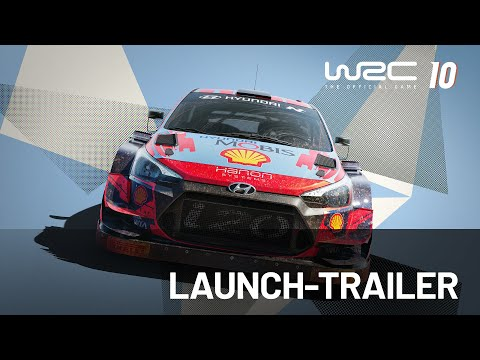 WRC 10 | Launch-Trailer
