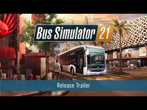 Bus Simulator 21 – Release Trailer