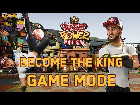 Story Mode - Gameplay Trailer (Street Power Football)